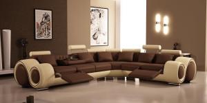 Cute-Modern-Recliner-Corner-Leather-Sofa-In-Living-Room