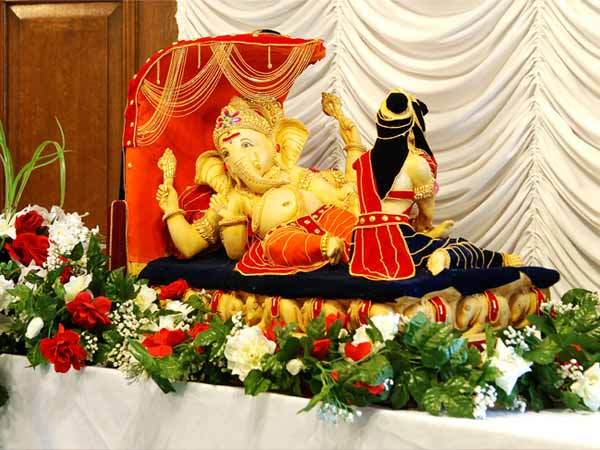 How To Decorate Home For Ganesh Chaturthi Interior