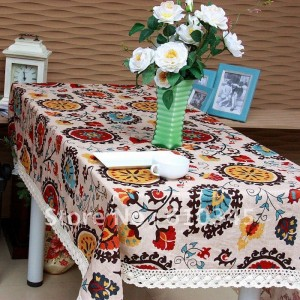 Hot-selling-Linen-cotton-Khaki-ground-printing-tablecloth-with-decoration-140x180cm-Table-cover-table-cloth