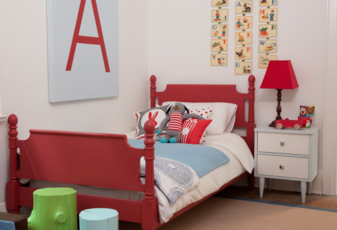 Toddlers Bedroom – Toddlers Bedroom