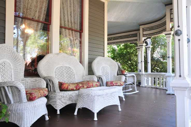 How To Facelift Your Porch Interior Designing Ideas
