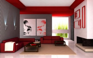 living-room-with-red-color-331