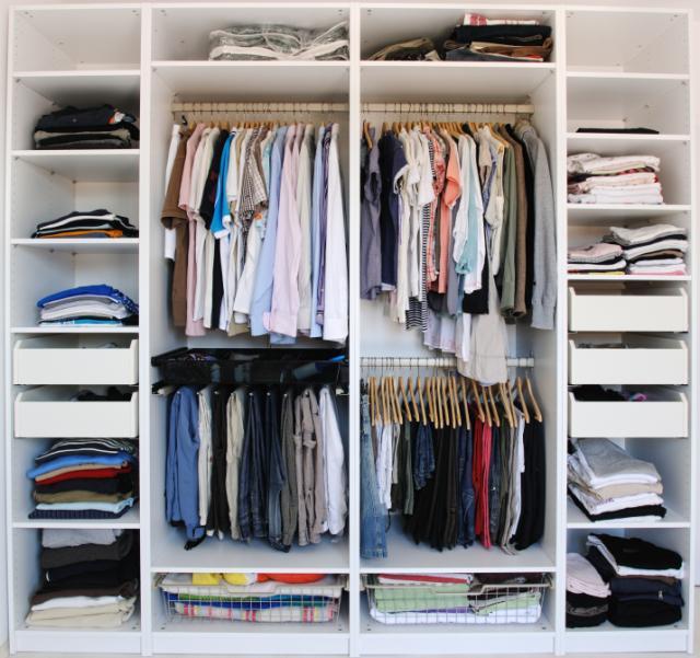 Amazing Modern Closet Design Ideas for Minimalist Bedrooms. How to organize bedroom closet   Interior Designing Ideas