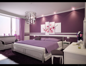 red_and_purple_decorating_ideas