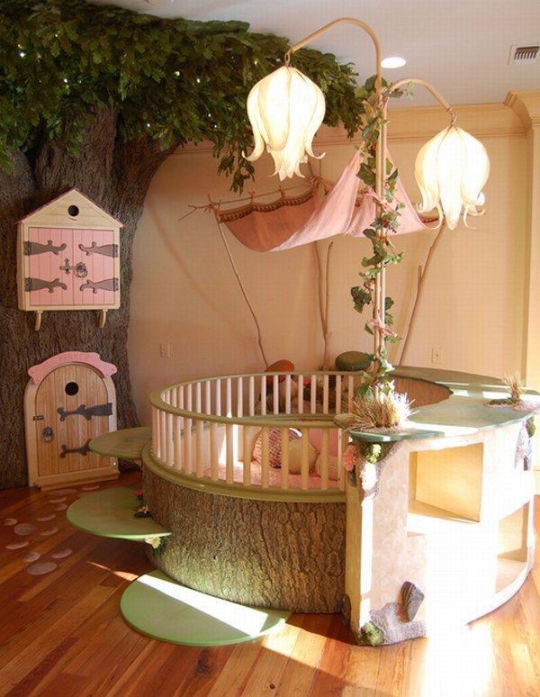 Fairy Princess Bedroom Ideas For Kids 1
