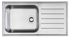 Ikea-Boholmen-stainless-drop-in-drainboard-sink