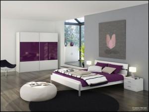 Purple-Bedroom-Designs-With-Good-Bedroom-Color-Purple-Bedroom-Colors