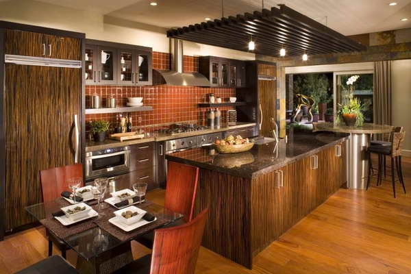 kitchen-decorating-ideas-with-glass-doors