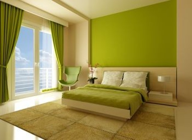 how to decorate bedroom with green colour interior 18832 | nice green paint colors for bedroom ideas
