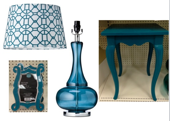 Target Turquoise