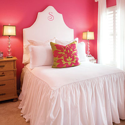 if painting one of your larger rooms is more coral than you need or if