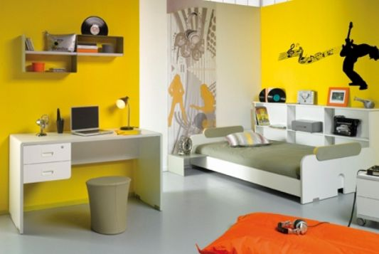 yellow-color-child-room-4
