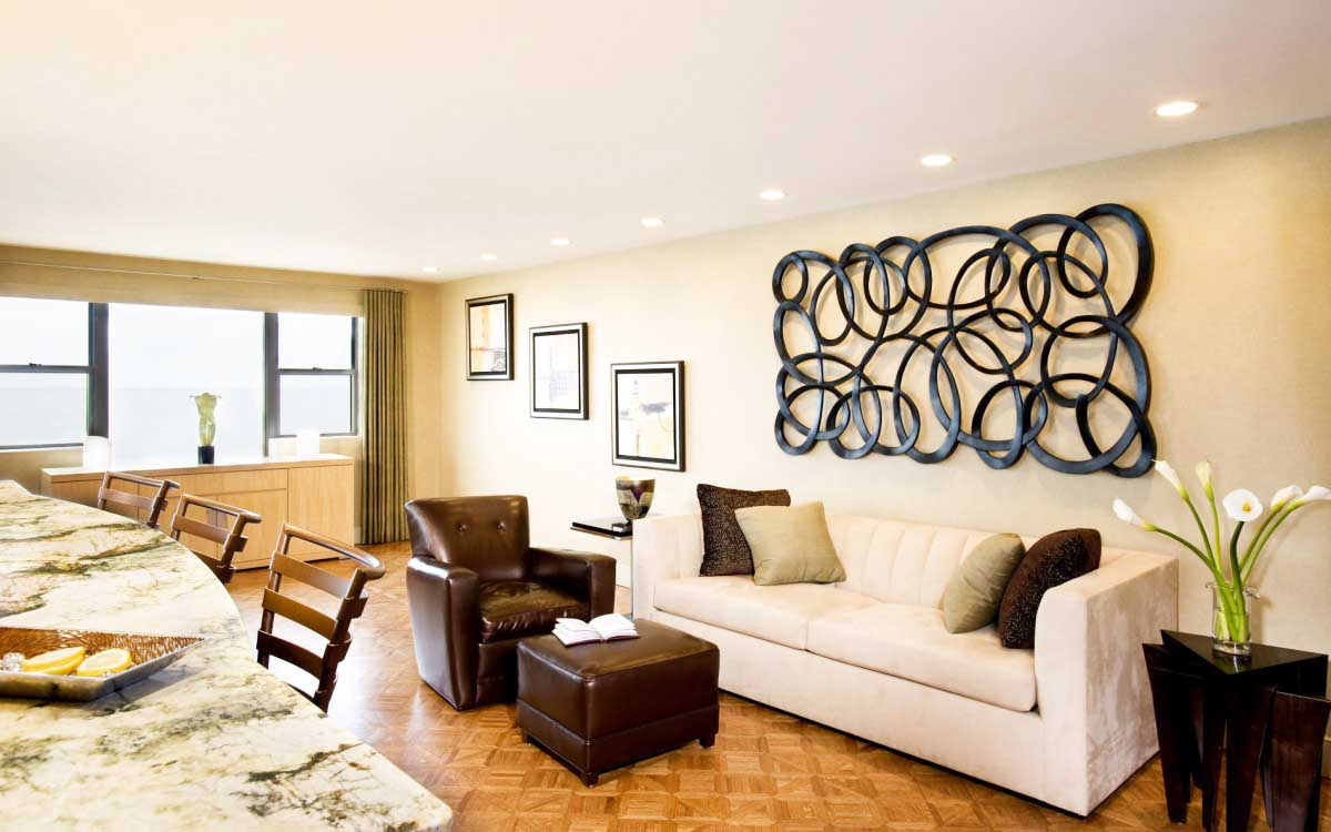 how to decorate home with wall art interior designing ideas
