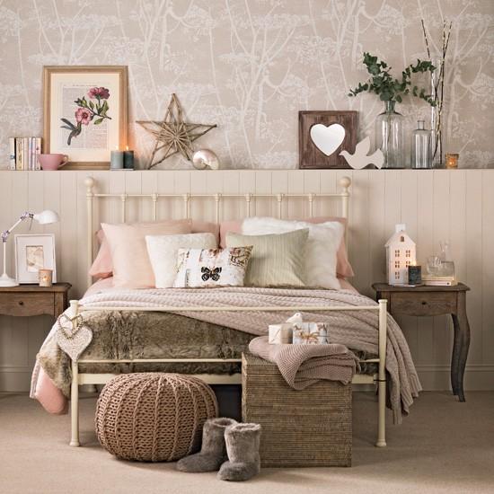 bedroom--rustic--Ideal-Home