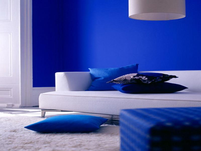 How To Accentuate Home With Cobalt Blue Interior
