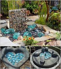 How to decor home with pebbles interior designing ideas for Interior decoration using pebbles