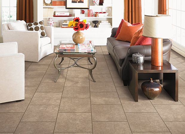 tile floor in living room what of flooring is the best for your drawing room 21302