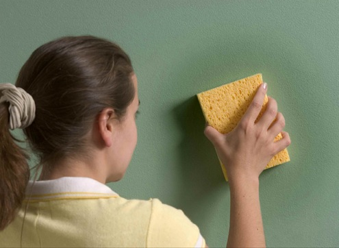 clean walls before paintingFactors to consider before painting the walls  Interior Designing