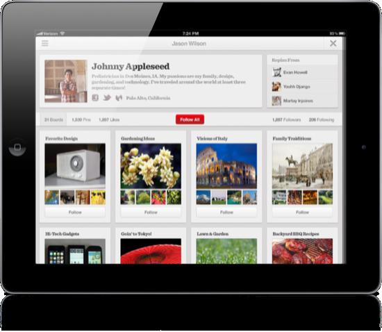 Pinterest-iPad-1
