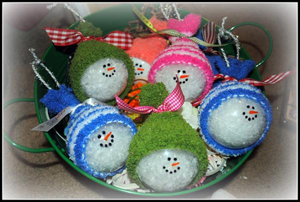 clear-glass-snowman-ornaments