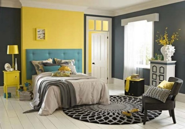 yellow-decor-home