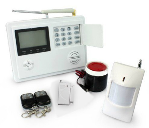 Wireless-Home-GSM-PSTN-Telephone-Security-Burglar-Alarm-System-Keypad-Control