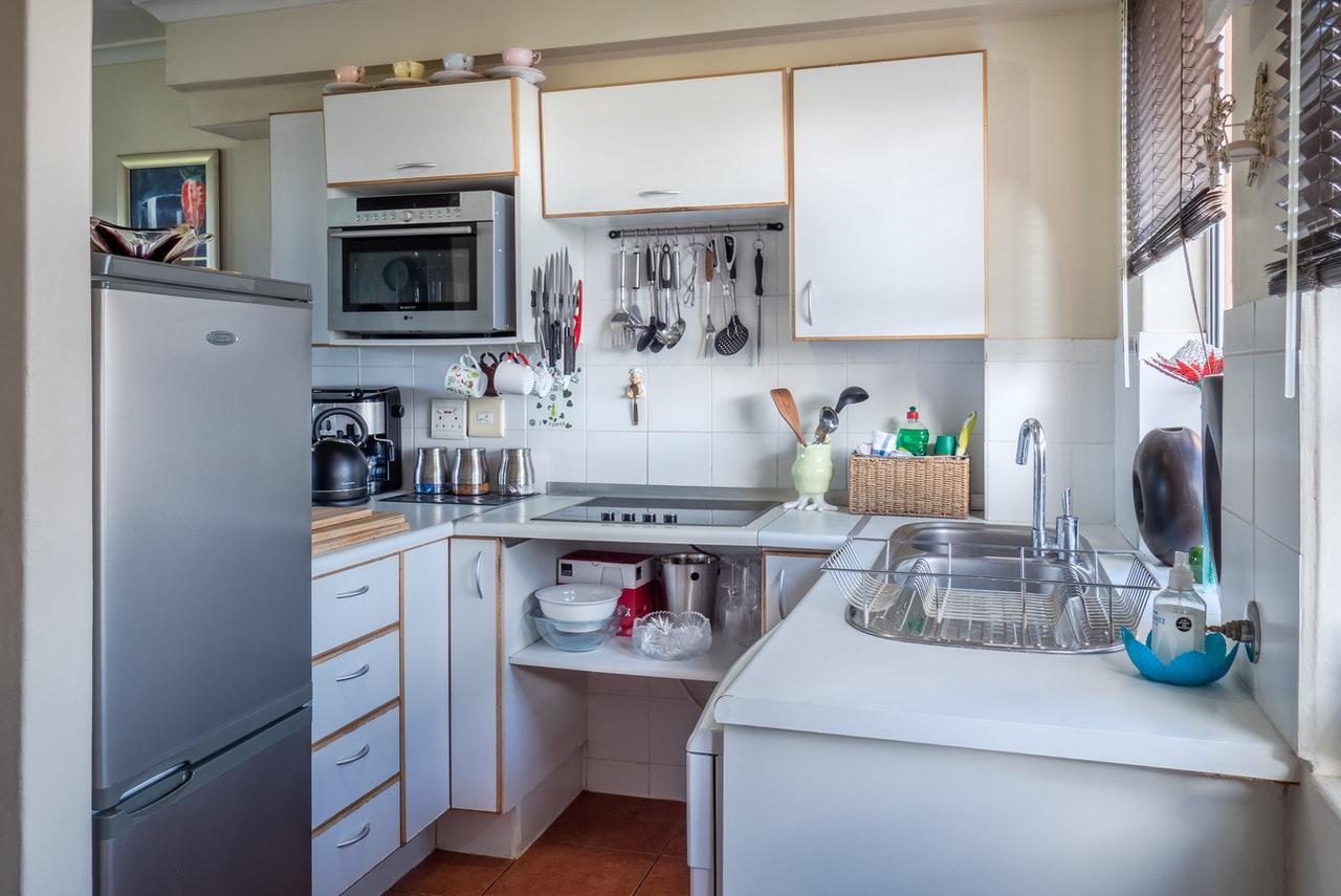 white-wooden-kitchen-cabinet
