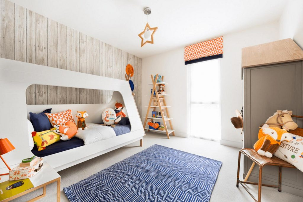 decorating your child bedroom