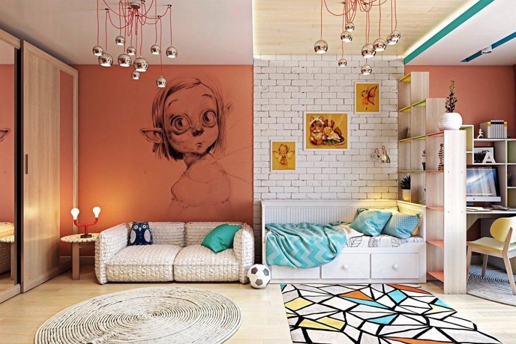 Murals wall decoration-ideas